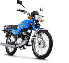 Suzuki Ax100 2 Tiempos 4 Cambios La Reina Del Trabajo