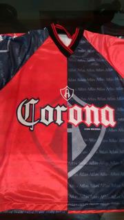 Camiseta Atlas Mexico 1997 Utileria #4