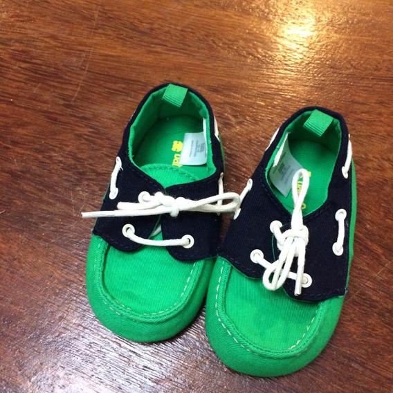 Sapato Baby Gap Novo Tamanho 12-18 Meses