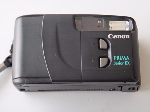 Máquina Fotográfica Antiga - Canon Prima Junior Dx