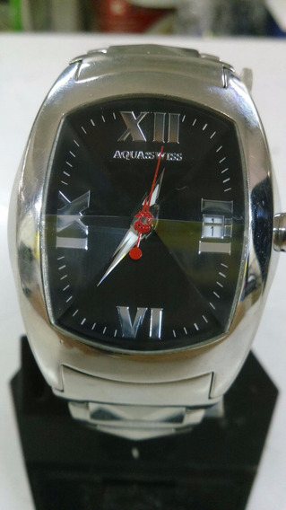 Reloj Aquaswiss, Acero,