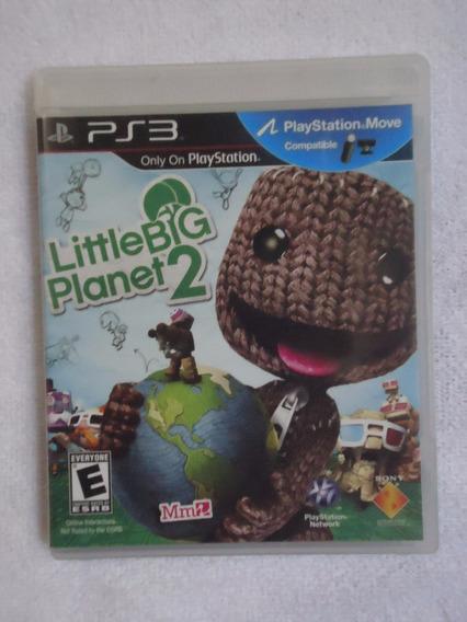 Little Big Planet 2 Ps3 Portugues ** Frete Gratis Leia