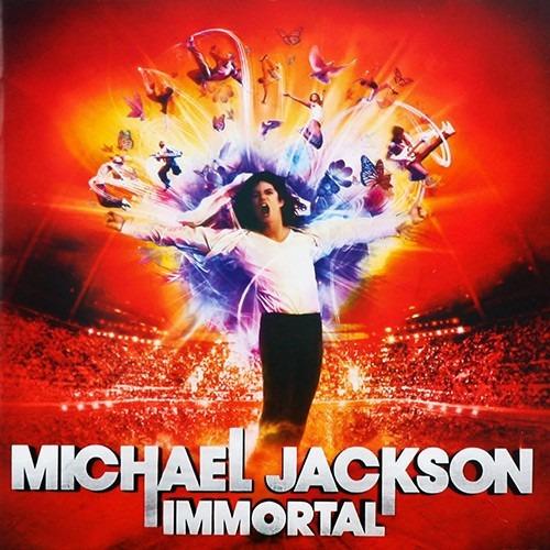Cd Michael Jackson Immortal - Original