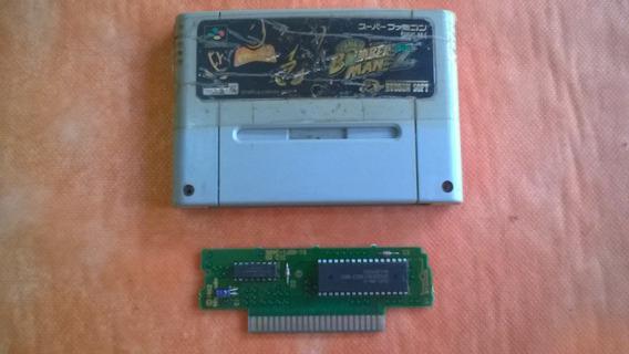 Jogo Super Nintendo Super Bomberman 2 Original- Frete Grátis