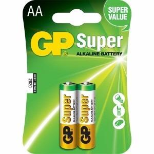 Pilha Super Alcalina Aa 15a-c2 Gp