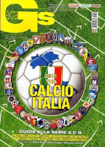 Guia Italia Temporada Calcio 2015/16