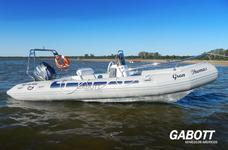 Semirrigidos Kiel 560 Con Motor Yamaha 90 Hp Full Gabott
