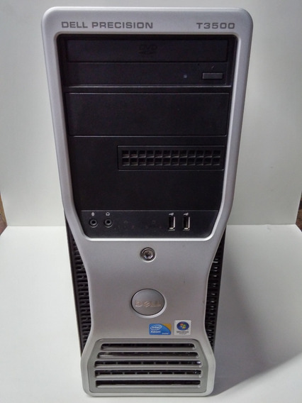 Workstation Dell Precision T3500, 6 Gb Ram Ddr3,hd 4x250gb