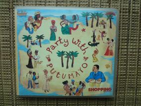 Cd Party With Putumayo - Reggae E Música Caribenha