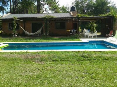 Alquiler Casa Quinta Lujan Barrio Valle Verde - 5 Personas