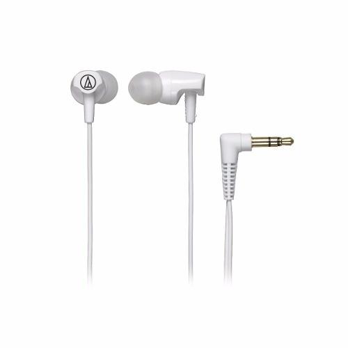 Fone De Ouvido Audio Technica Ath Clr100 Clear Branco