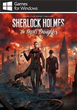 Sherlock Holmes The Devils Daughter ( Mídia Física ) Pc