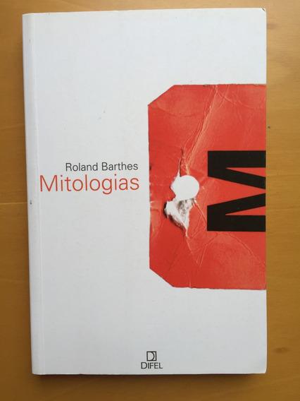 Livro Roland Barthes Mitologias