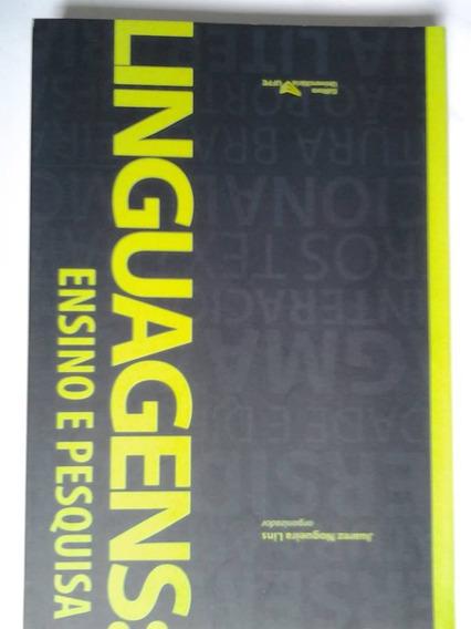 Livro Linguagens: Ensino E Pesquisa (2013)