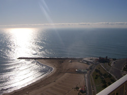 Venta/alq Departamento Mar Del Plata Piso 33 Frente Al Mar