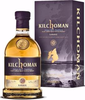 Whisky Single Malt Kilchoman Sanaig 750ml Origen Escocia