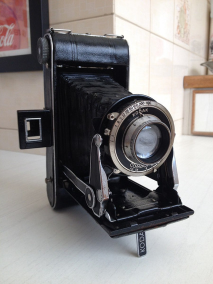 Camera Fotografica Kodak Special Six-16 1937 - Rara.