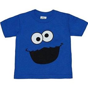 298566eaf Camisetas Para Bebe Del Cookie Monster en Mercado Libre México