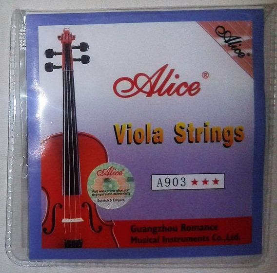Cuerdas De Viola
