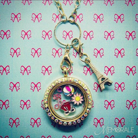 Medalhão Da Vida (colar Personalizado) Presente