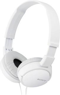 Auricular Sony Studio Monitor Mdr-zx110/wcuc