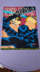 Piratas Do Tietê Nº. 8 - Ano 1 - Laerte - 1990 - Raridade