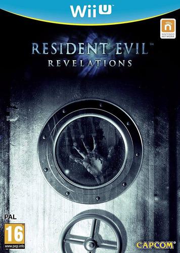 Resident Evil Revelations - Juegos Wii U [como Nuevo]