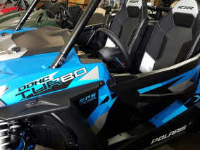 Polaris Rzr 1000 Turbo 2017 168 Hp 2 Plazas Ultra Accesorios