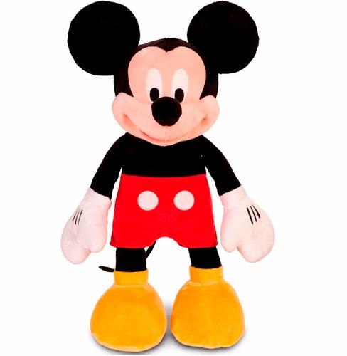 Imagen 1 de 5 de Educando Peluche Mickey Mouse Disney 35 Cm Mediano