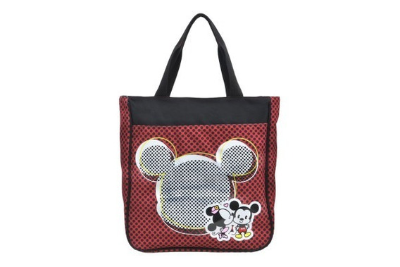 Bolsa Disney Love - Shopping Bag Disney Cuties Dots Of Love