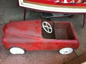 Pedalcar Buick Anos 40 Raridade- Consultar Frete