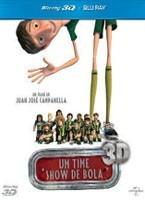 Time Show De Bola, Um - Blu Ray 3d + 2d, Dub/leg, Lacrado