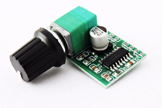 Amplificador De Audio Pam8403 Com Knob