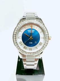 Relógio Technos Analógico Casual 2035hhb/1a Aço Inox