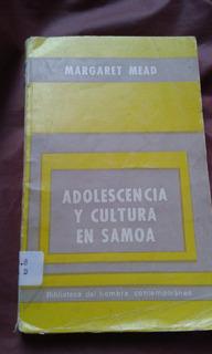 Adolescencia Y Cultura En Samoa. Margaret Mead.