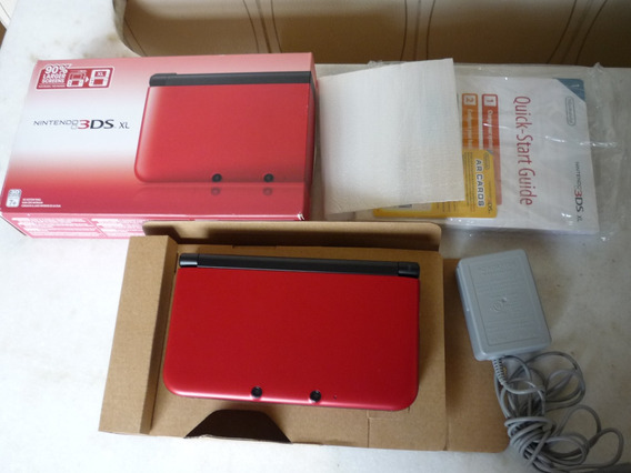 Nintendo 3ds Xl Completo