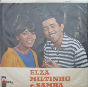 Elza Miltinho E Samba 1967 Mono W