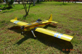 Aeromodelo Ipanema Artal Pastinha Nova Asa Baioneta