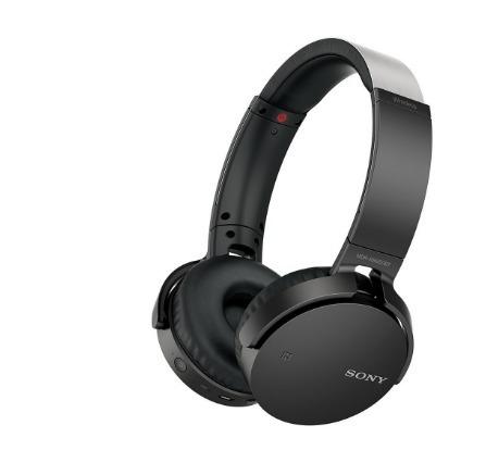 Imagen 1 de 5 de Sony Mdrxb650bt/b Extra Bass Black Audifonos Inalambricos