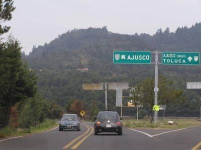Terreno En Santo Tom?s Ajusco, Carretera Picacho Ajusco