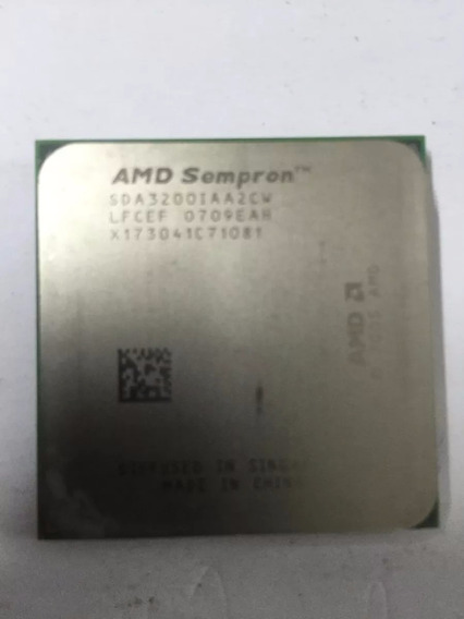 Processador Amd Semprom 3200 Sda Iaa2cw Socket Am2