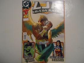 Marvel Liga Da Justiça,vol 07/dc Panini Comics
