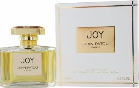 Perfume Joy Jean Patou For Women 75ml Eau De Parfum - Novo
