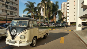 Volkswagen Vwbus Vwcamper Kombi Corujinha Pick Up 1975