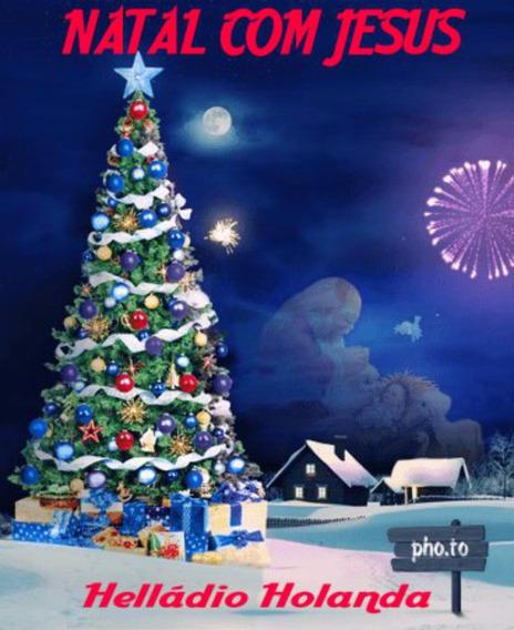 Livro Natal Com Jesus