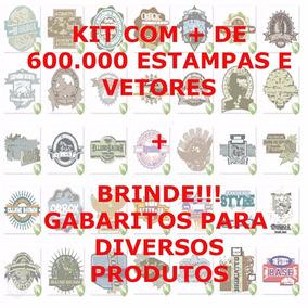 Kit Com + De 620.000 Estampas Para Sublimação