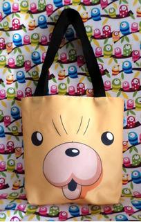 Mini Tote Bag Cartera De Anime Bleach Kon