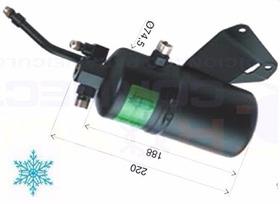 Filtro Acumulador Vw Logus / Pointer R12 Frete Grátis
