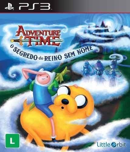 Adventure Time O Segredo Do Reino Sem Nome Ps3