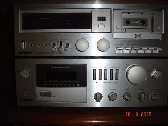 Aparelhos De Som Gradiente, Aiwa, Akai, Pioneer, Sony...
